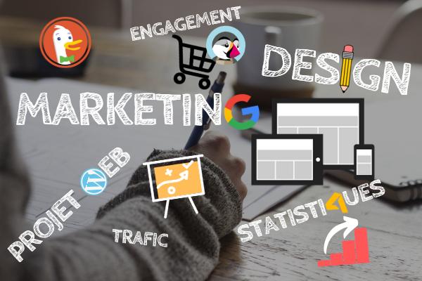 Illustration Strategie Marketing | jsell.fr