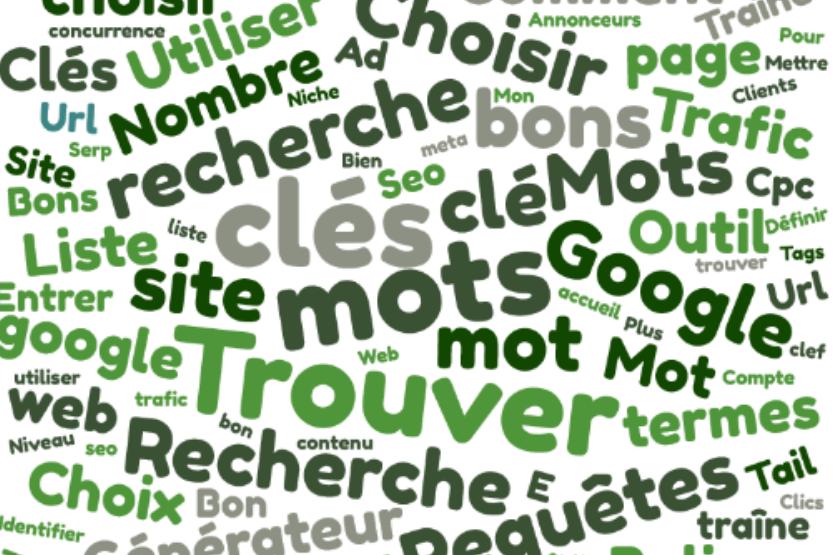 Read more about the article Mots clés SEO, comment trouver les mots clés d'un site web
