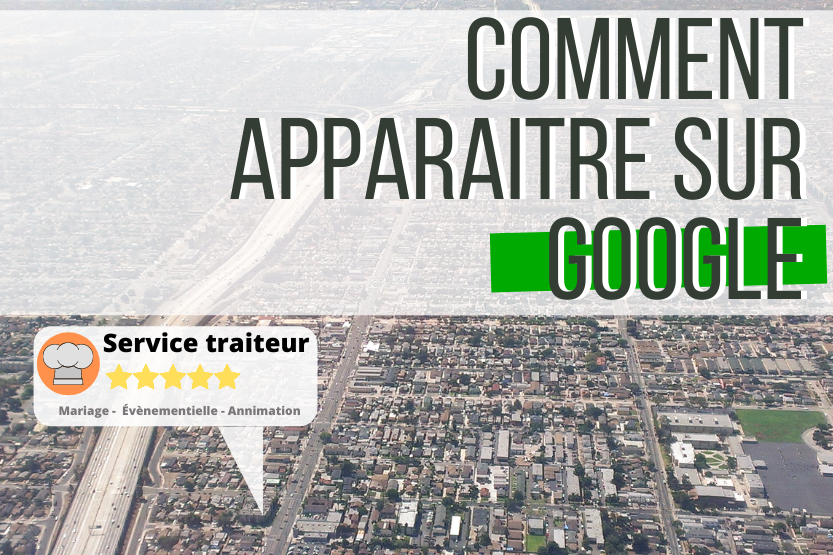 You are currently viewing Comment apparaitre sur Google